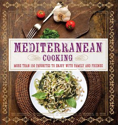 Mediterranean Cooking by Pamela Clark