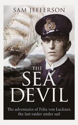 The Sea Devil by Sam Jefferson