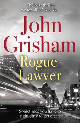 Rogue Lawyer book