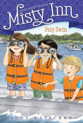 Pony Swim by Judy Katschke
