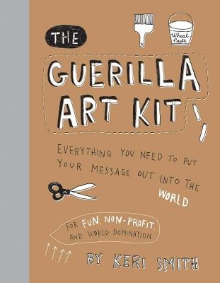 Guerilla Art Kit book