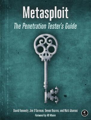 Metasploit by David Kennedy, Jr.