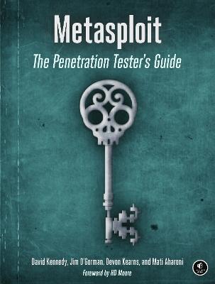 Metasploit by David Kennedy, Jr.