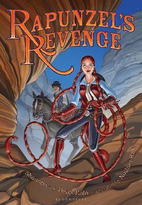 Rapunzel's Revenge by . Dean Hale
