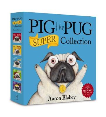 Pig the Pug Super Collection book