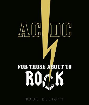 AC/DC: For Those About to Rock book