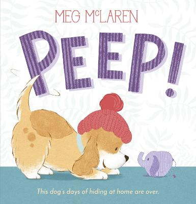 Peep! book