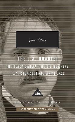 The L.A. Quartet book