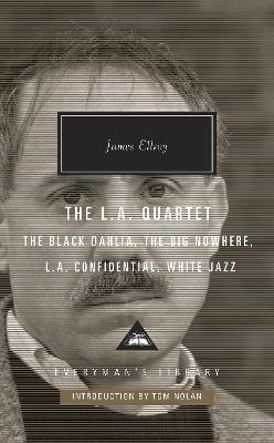 The L.A. Quartet by James Ellroy