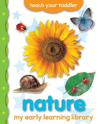 My Early Learning Library: Nature book