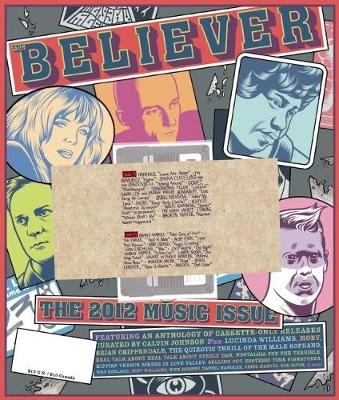 Believer, Issue 91 by Heidi Julavits