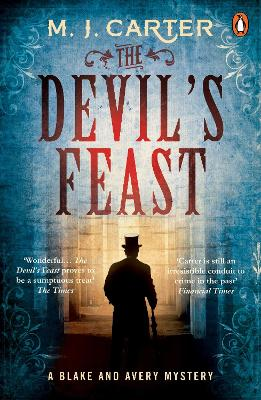 Devil's Feast book