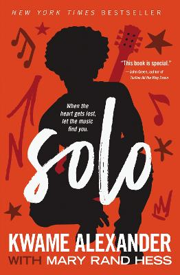 Solo by Kwame Alexander
