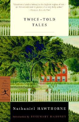 Mod Lib Twice-Told Tales book