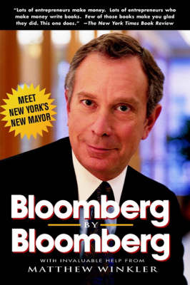 Bloomberg by Bloomberg by Michael R. Bloomberg