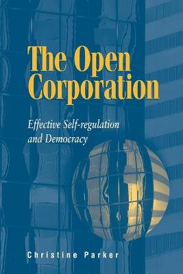 The Open Corporation by Christine Parker
