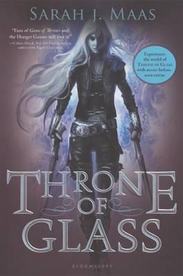 Throne of Glass by Sarah J Maas