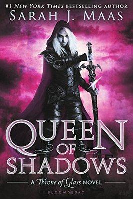 Queen of Shadows by Sarah J Maas