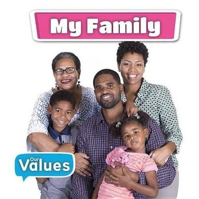 My Family by Grace Jones