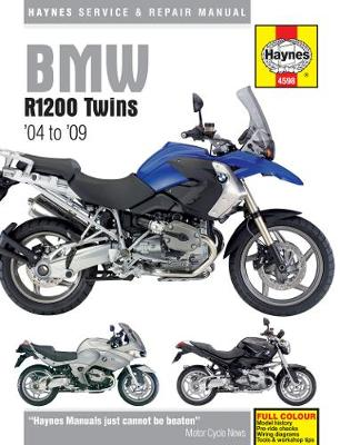 BMW R1200 Service and Repair Manual by Haynes Publishing