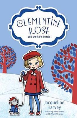 Clementine Rose and the Paris Puzzle 12 by Jacqueline Harvey
