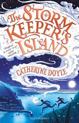 Storm Keeper's Island book