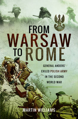 From Warsaw to Rome by Williams