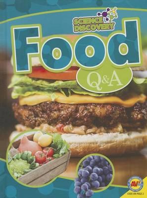 Food Q&A by Jayne Creighton