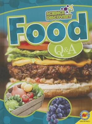 Food Q&A by Jayne Creighton