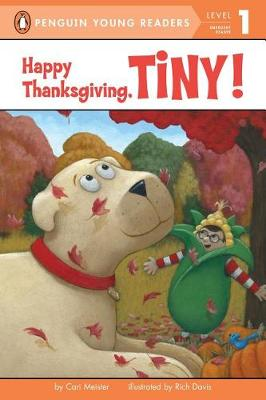 Happy Thanksgiving, Tiny! book