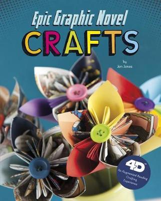 Epic Graphic Novel Crafts book