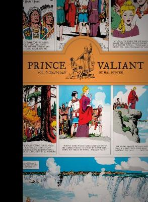 Prince Valiant Vol.6: 1947-1948 by Hal Foster