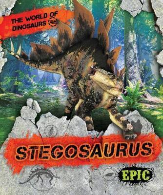 Stegosaurus by Rebecca Sabelko