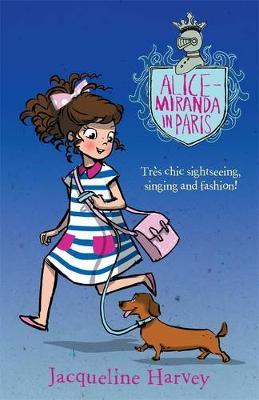 Alice-Miranda in Paris 7 book