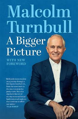 A Bigger Picture: With new foreword by Malcolm Turnbull