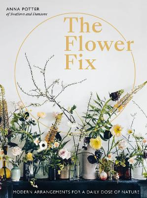 The Flower Fix: Modern arrangements for a daily dose of nature by Anna Potter
