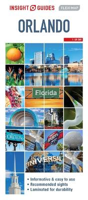 Insight Guides Flexi Map Orlando by Insight Guides