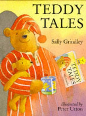 Teddy Tales book