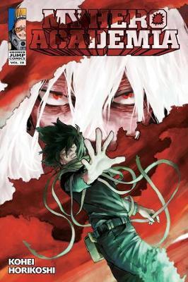 My Hero Academia, Vol. 28 by Kohei Horikoshi