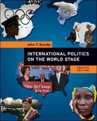 International Politics on the World Stage book