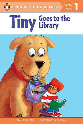 Tiny Goes to the Library book