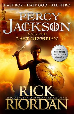 Percy Jackson and the Last Olympian (Book 5) book