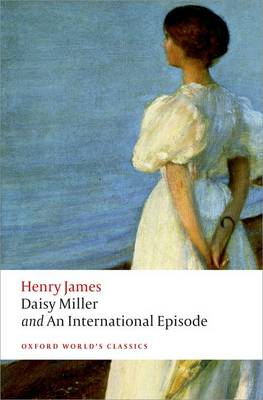 Daisy Miller and An International Episode book