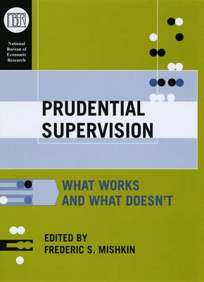 Prudential Supervision book