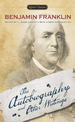Autobiography and Other Writings book