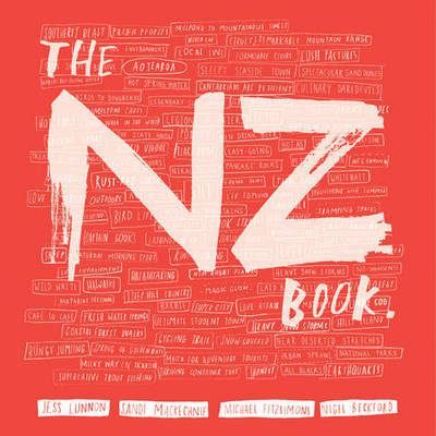 The New Zealand Book by Nigel Beckford