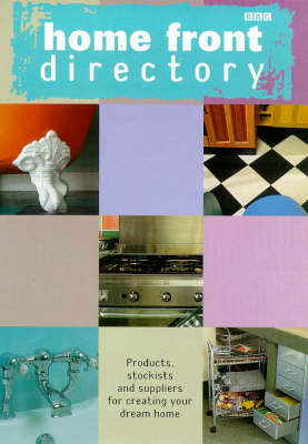 """""""Home Front"""" Directory by Alison Reynolds"""