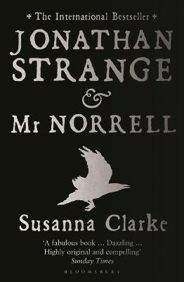 Jonathan Strange and Mr. Norrell book