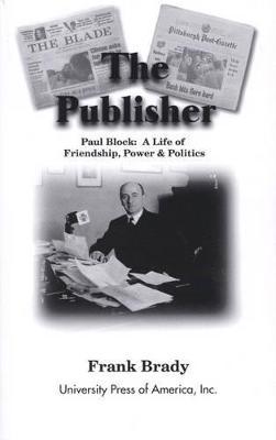 Publisher by Frank Brady