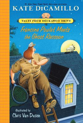 Francine Poulet Meets the Ghost Raccoon by DiCamillo Kate